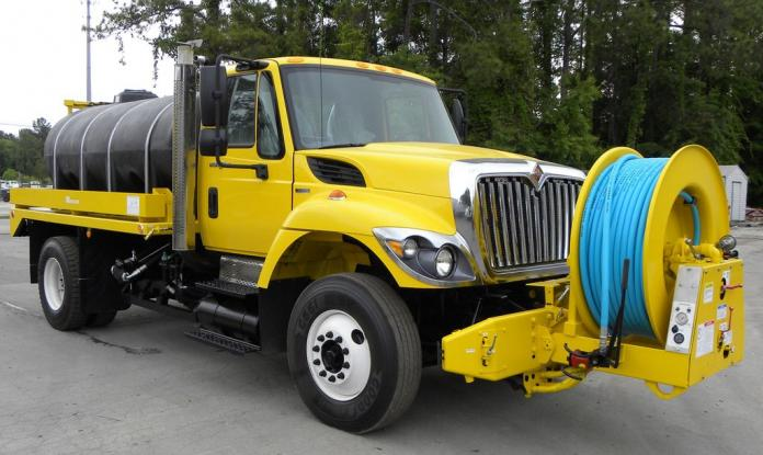 Truck Mounted Jetter main image